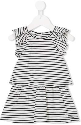Chloé Kids striped dress