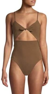 Mara Hoffman One-Piece Kia Swimsuit