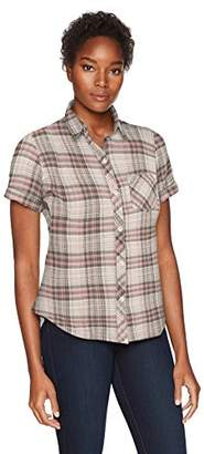 Woolrich Women's Northern Hills Short Sleeve Shirt
