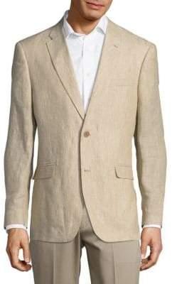 Tommy Hilfiger Regular-Fit Linen Blazer