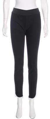 Stella McCartney Mid-Rise Skinny Pants w/ Tags Black Mid-Rise Skinny Pants w/ Tags
