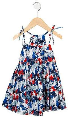 Milly Minis Girls' Sleeveless Floral Dress w/ Tags