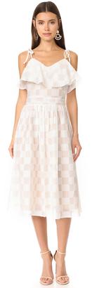 J.O.A. Ruffle Dress $100 thestylecure.com