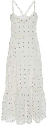 LoveShackFancy Edith Cotton Dress