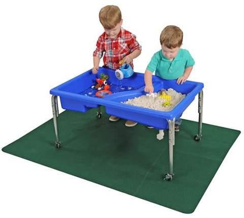 Children's Factory Neptune Sand & Water Table - Regular Height - 24
