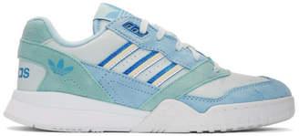 adidas (アディダス) - Adidas Originals adidas Originals ブルー A.R. トレーナー スニーカー