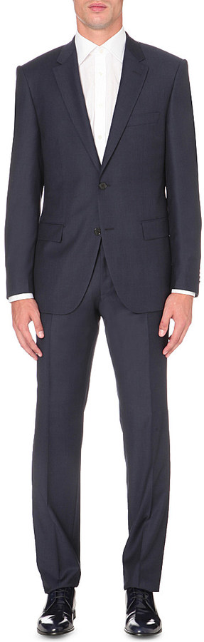 Hugo BossHUGO BOSS Slim-fit wool suit