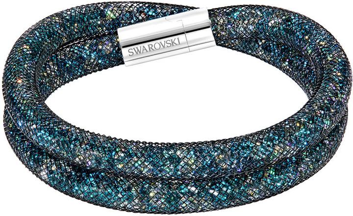 Stardust Green Double Bracelet