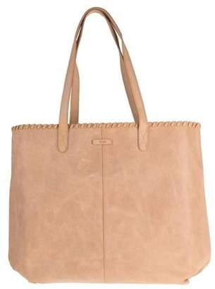 Toms New Womens Tan Cosmopolitan Leather Tote Handbags