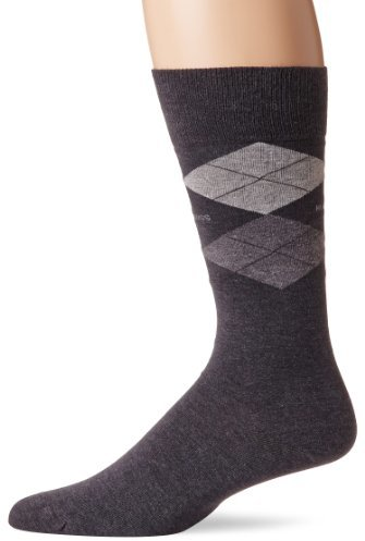 HUGO BOSS Men's Ben Argyle Dress Socks