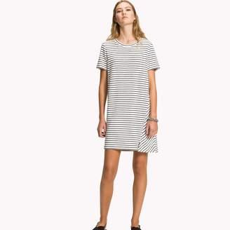 Tommy Hilfiger Stripe T-Shirt-Dress