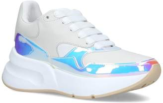 Alexander McQueen Chunky Holographic Sneakers