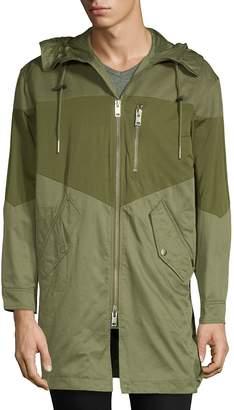 Diesel Men's Textured Long-Sleeve Jacket