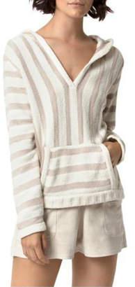 Astars Big Love Striped Soft Pullover