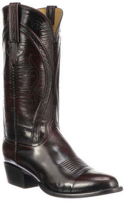 Lucchese Men's Gavin Leather Cowboy Boots