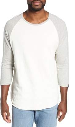 Rag & Bone Rigby Three Quarter Baseball T-Shirt