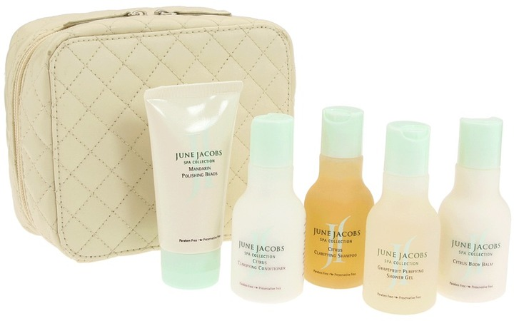 June Jacobs Body Spa Travel Kit (No Color) - Beauty