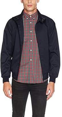 Benetton Men's Jacket, (Dark Blue 06u), (Size: 52)