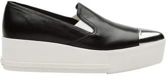 Miu Miu flatform sneakers