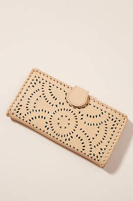 Cleobella Perforated Wallet