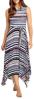 Phase Eight Gwyn Stripe Maxi Dress, Multi