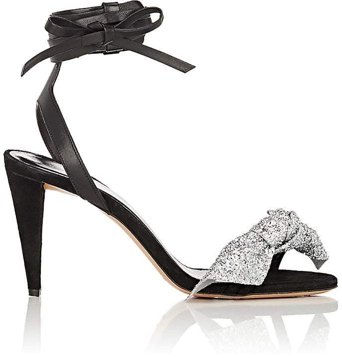Isabel Marant Women's Akynn Suede & Leather Sandals
