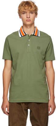 Loewe Green Anagram Polo