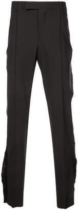 Yang Li skinny tailored trousers