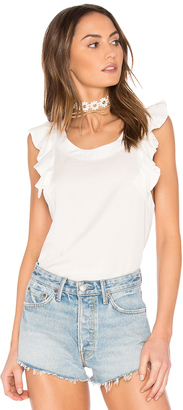 Wildfox Couture Short Sleeve Top $148 thestylecure.com