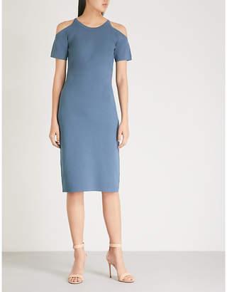 MICHAEL Michael Kors Cut-out stretch-crepe dress