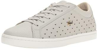 Lacoste Women's Straightset 117 3 Fashion Sneaker $41.84 thestylecure.com