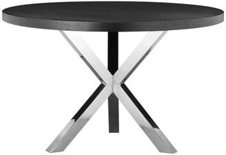 Pangea Home Collin Round Dining Table