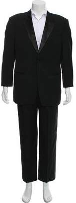 Armani Collezioni Single-Button Tuxedo Suit