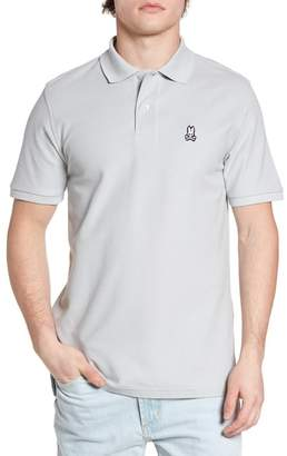 Psycho Bunny The Classic Pique Polo Shirt