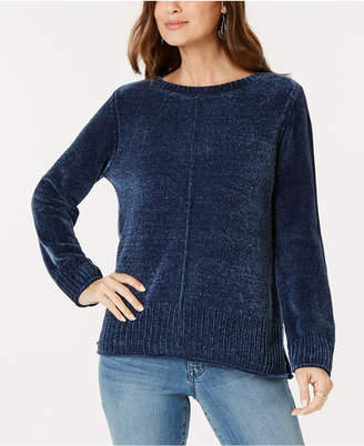 Style&Co. Style & Co Petite Chenille Sweater