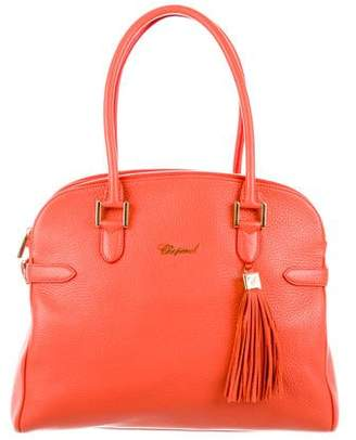 Chopard Happy Day Leather Tote