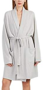Arlotta by Chris Women's Cashmere Wrap Robe - Lt. Blue