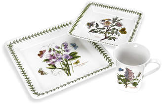 Portmeirion Botanic Garden 12Pc Dinner Set