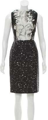 Giambattista Valli Printed Shift Dress