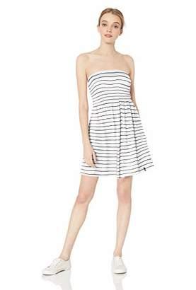 Volcom Junior's Women's Shred D Needle Tube Top Knit Dress