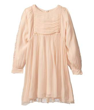 Couture Chloe Kids Silk Dress (Little Kids/Big Kids)