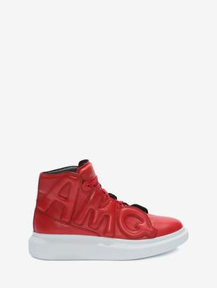 Alexander McQueen High-Top Oversized Sneaker