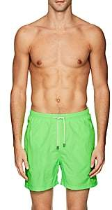 Solid & Striped Men's The Classic Swim Trunks-Green