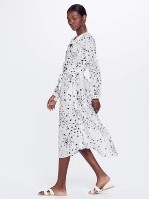 Xirena XiRENA Etoile Silk Cotton Evynn Dress - Hydra