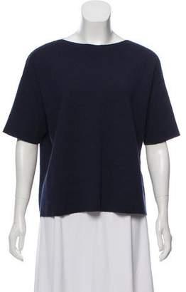 Mansur Gavriel Wool Knit Top