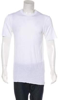 Damir Doma Distressed Linen T-Shirt