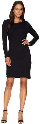 Three Dots Luxe Rib Dress Women's Dress