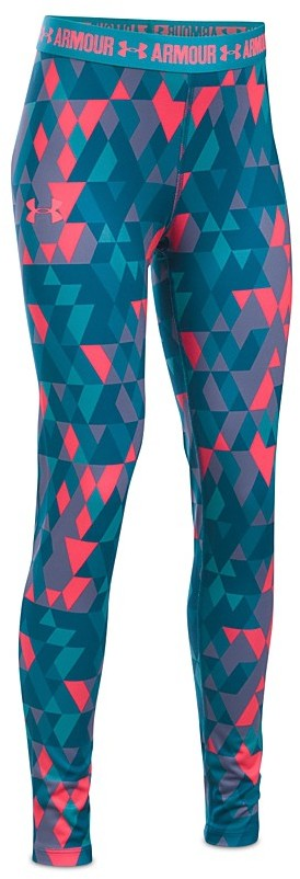 Under Armour Girls' Printed Leggings - Sizes XS-XL