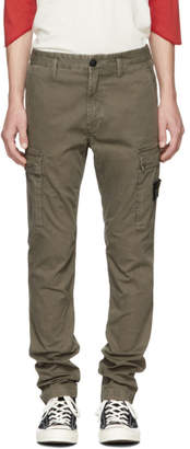 Stone Island Green Cargo Pants