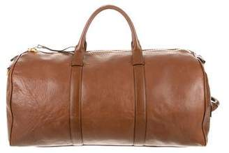 Tom Ford Pebbled Leather Duffel
